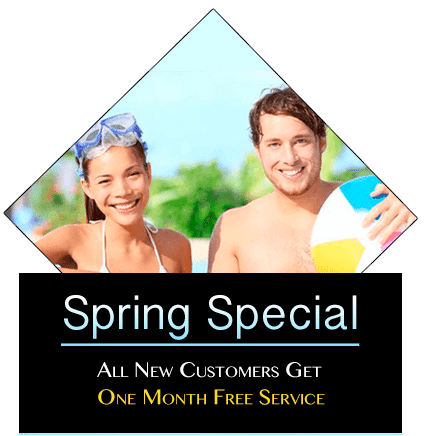 spring pool specials