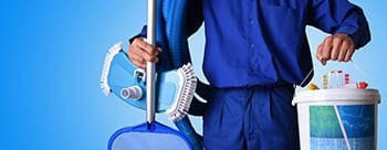 pool cleaning service, tx