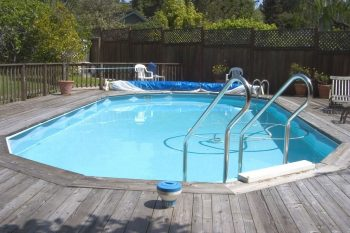 Decking Around Pools Inground Or Above Ground Sun Valley Pool Service
